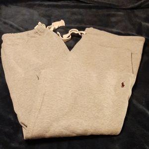 Polo by Ralph Lauren sweatpants w/pockets